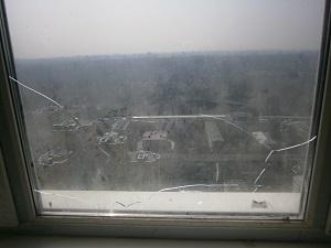 Замена стеклопакетов в Москве