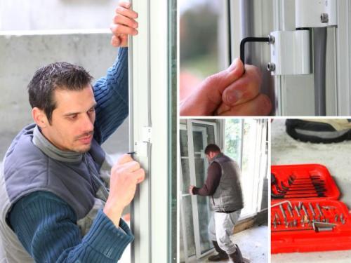 ремонт пластикового окна